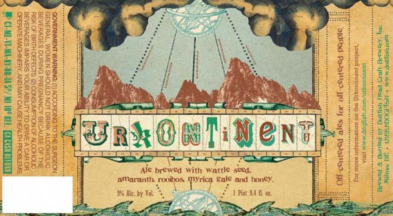 Urkontinent Label