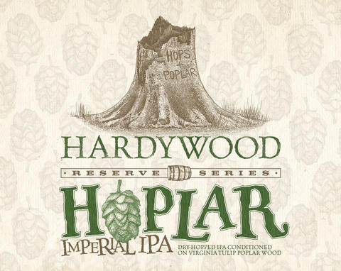 Hardywood Park Hoplar IPA