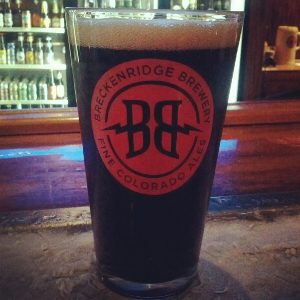 Breckenridge Vanilla Porter, Capital Ale House