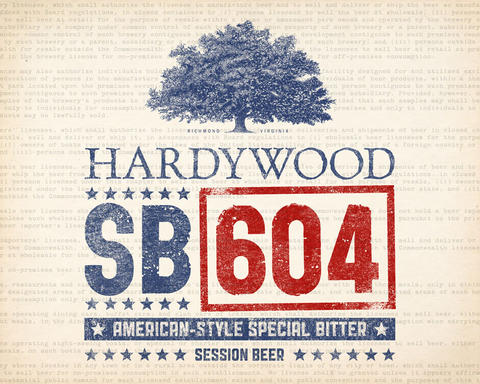 Hardywood Park Craft Brewery SB 604